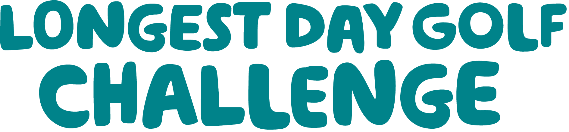 Longest Day Golf Challenge logo